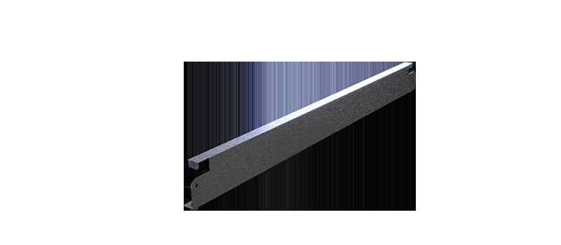 RACK IT 1000KG SHELF SUPPORT BRACE (For 2464mm Beam)