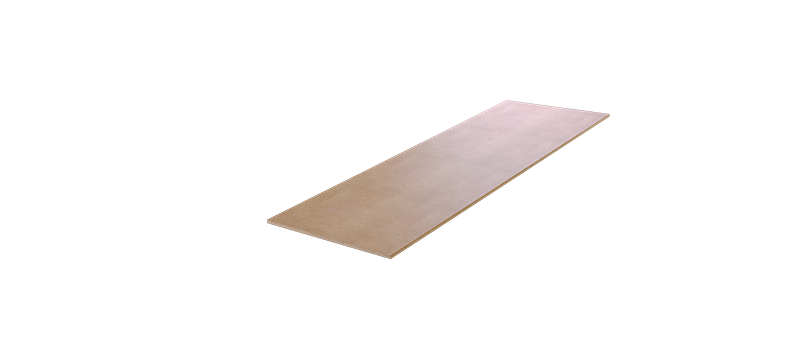 RACK IT 400KG MDF SHELF 1197x397mm