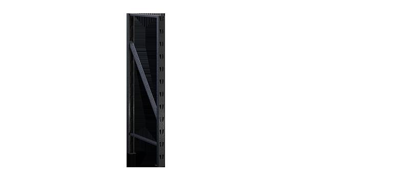 Rack-It 400kg Upright 916x430mm