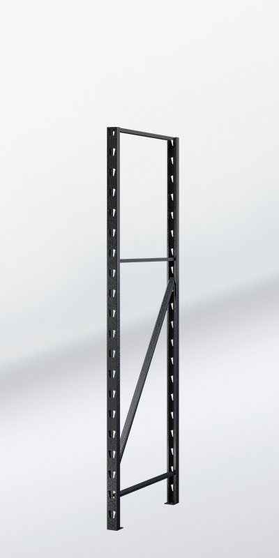 RACK IT 400KG UPRIGHT 1526x530mm