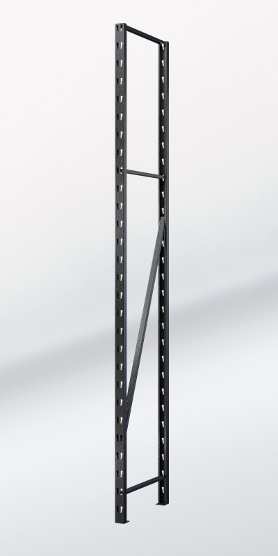 RACK IT 400KG UPRIGHT 2136x430mm