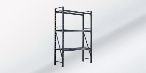 RACK IT 400KG 3 WIRE SHELF KIT 1893X1831X530mm